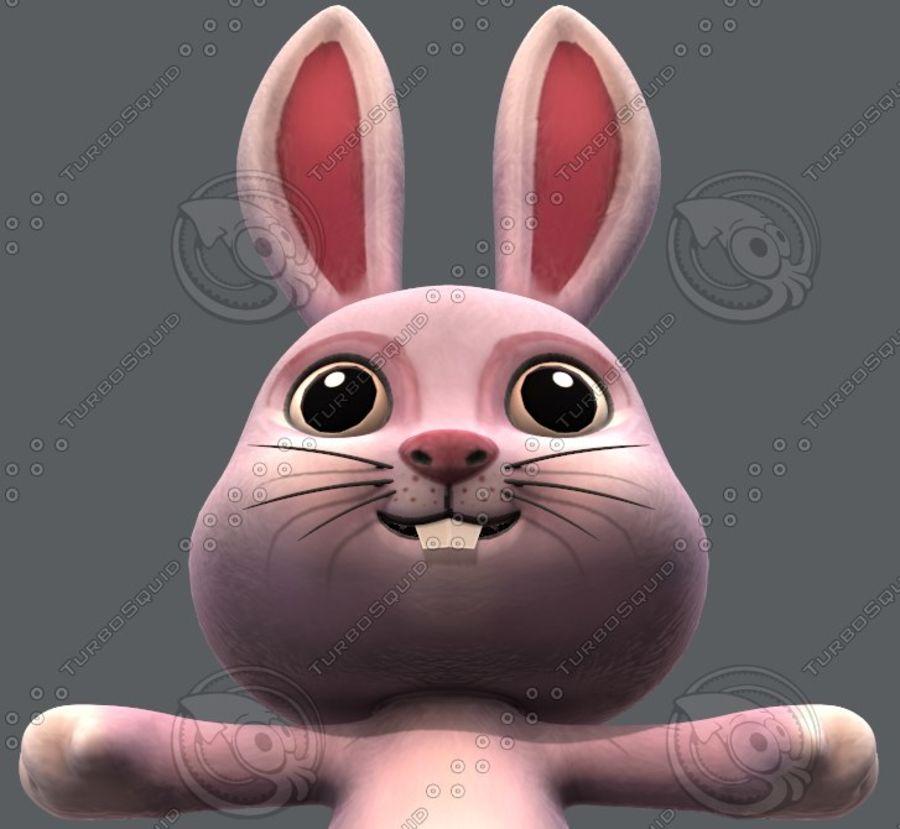 Rabbit V01 royalty-free 3d model - Preview no. 40