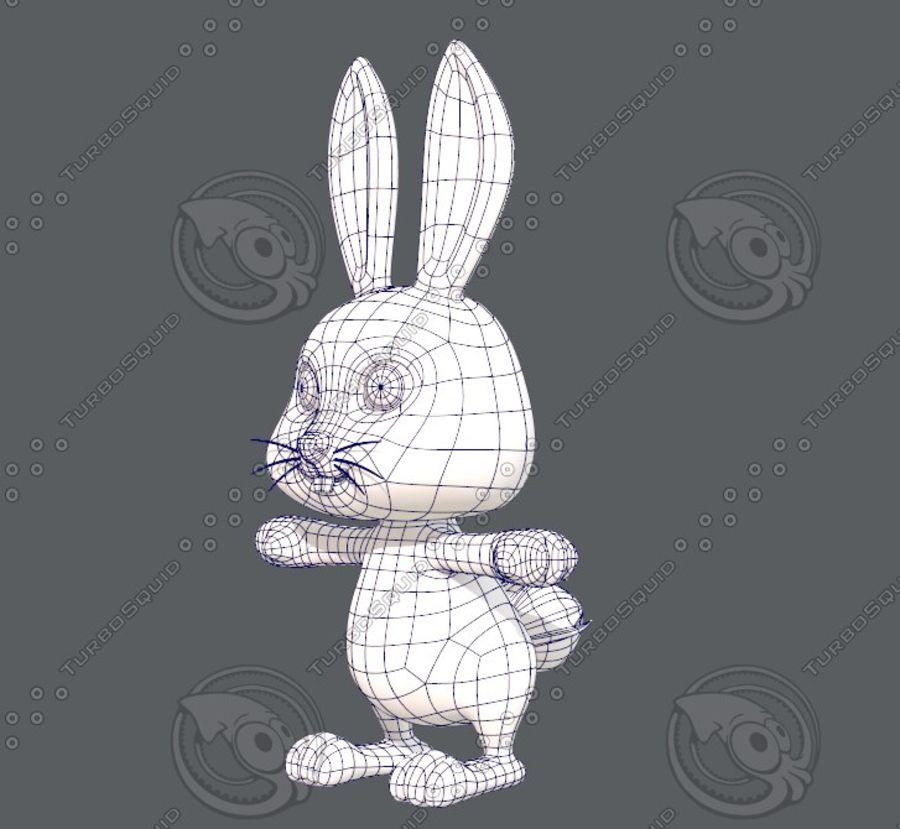 Rabbit V01 royalty-free 3d model - Preview no. 18