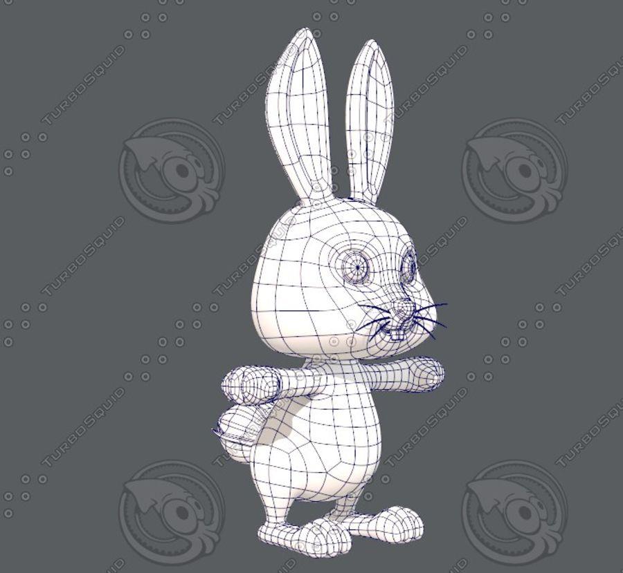 Rabbit V01 royalty-free 3d model - Preview no. 12