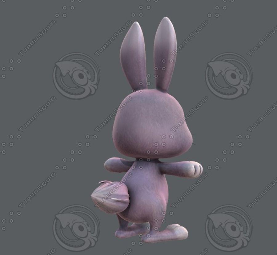 Rabbit V01 royalty-free 3d model - Preview no. 6