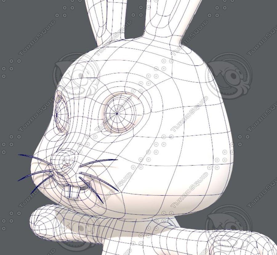 Rabbit V01 royalty-free 3d model - Preview no. 34