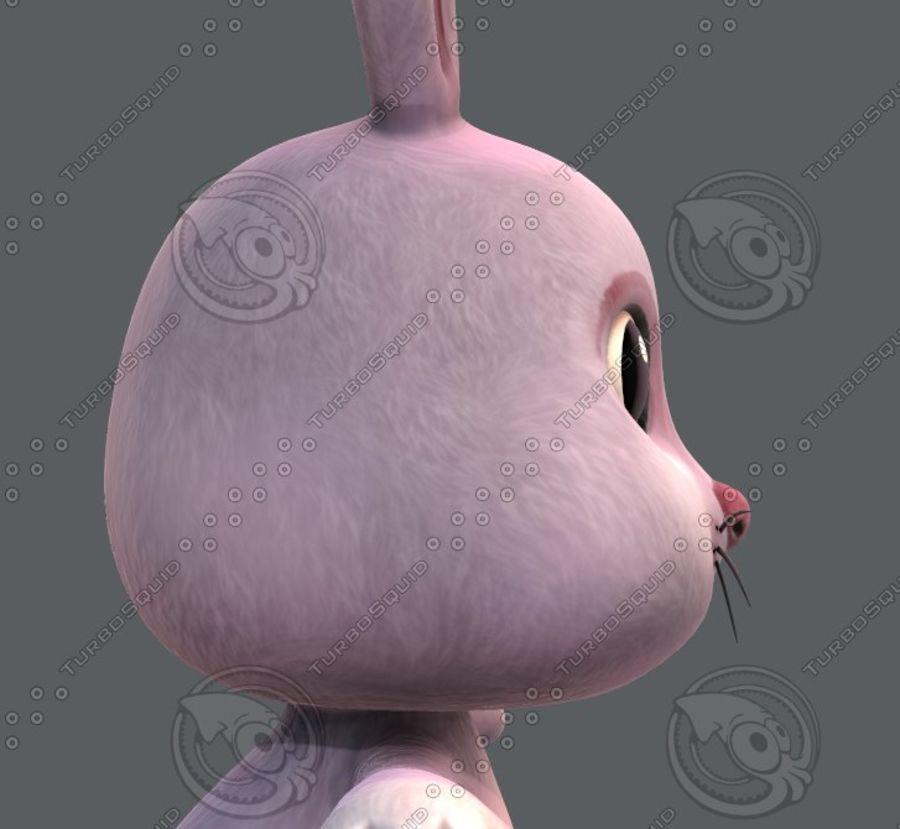 Rabbit V01 royalty-free 3d model - Preview no. 21