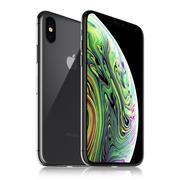 Apple iPhone XS Espaço Cinzento 3d model