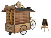 Bike Bike Design 3d model