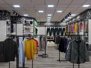 магазин бутик магазин мужской одежды 3d model