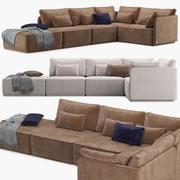 沙发SMANIA Beverly 3d model