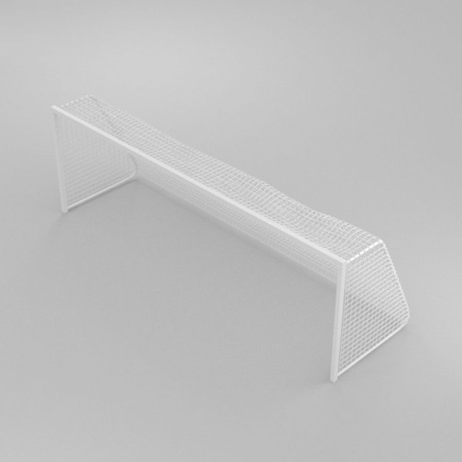 Soccer Goal royalty-free 3d model - Preview no. 6