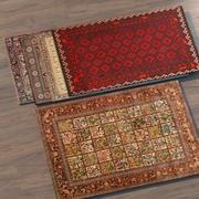 페르시아 카펫 세트 01 3d model