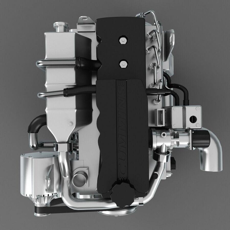 汽车零件系列 royalty-free 3d model - Preview no. 5