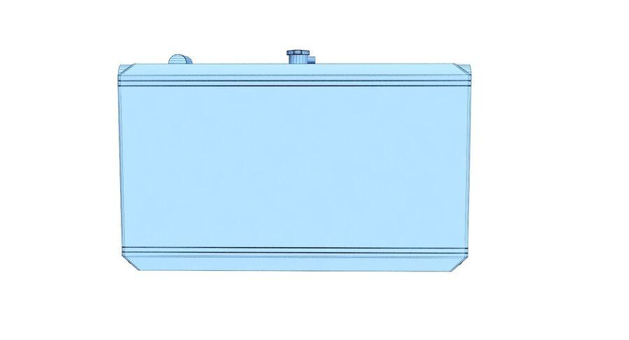 汽车零件系列 royalty-free 3d model - Preview no. 31