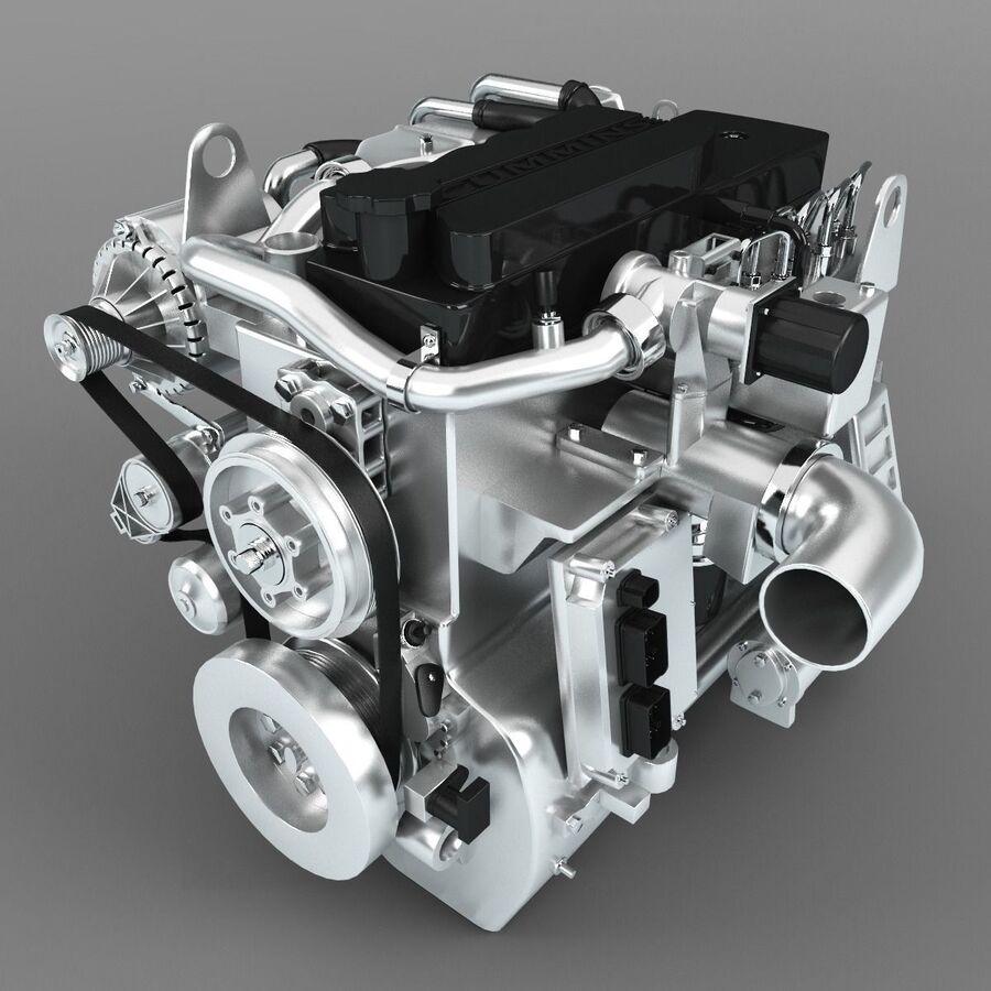 汽车零件系列 royalty-free 3d model - Preview no. 2
