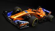 Aktualizacja McLaren MCL33 2018 3d model