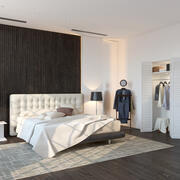 Scena sypialni 3d model