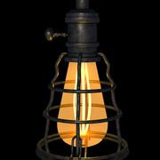 lumière suspendue 3d model