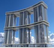Skyscraper 9 3d model