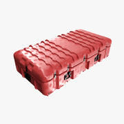 Militär behållare 3d model