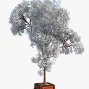 Fantasie-Japanerbaum 3d model