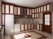 厨房-3 3d model