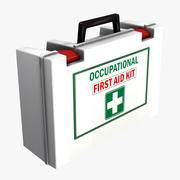 First Aid Kit 3d model