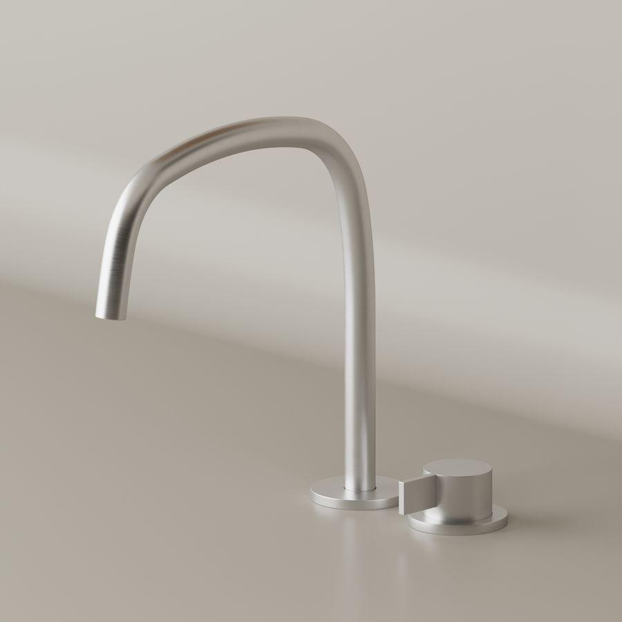Zestaw do kąpieli Piet Boon royalty-free 3d model - Preview no. 3