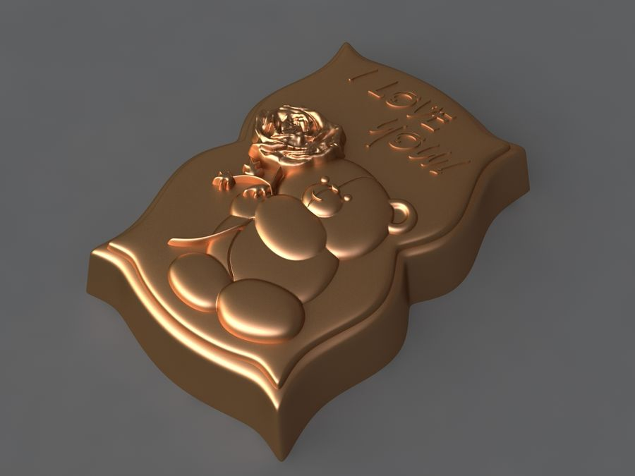нести royalty-free 3d model - Preview no. 3