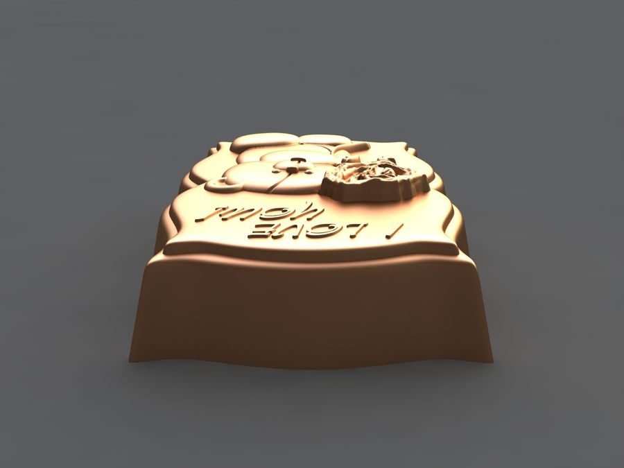 нести royalty-free 3d model - Preview no. 9