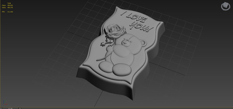 Beer royalty-free 3d model - Preview no. 11
