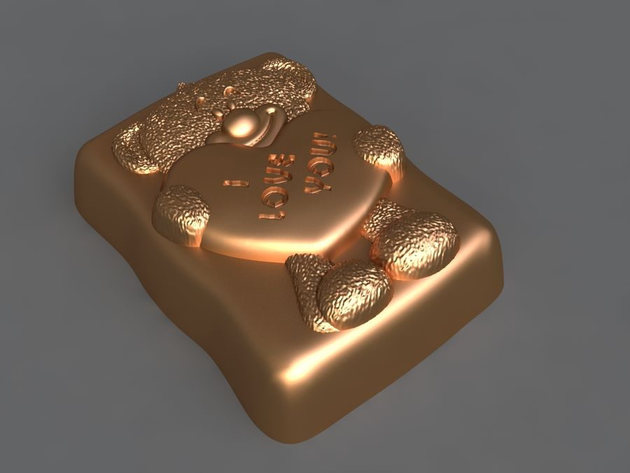 нести royalty-free 3d model - Preview no. 2