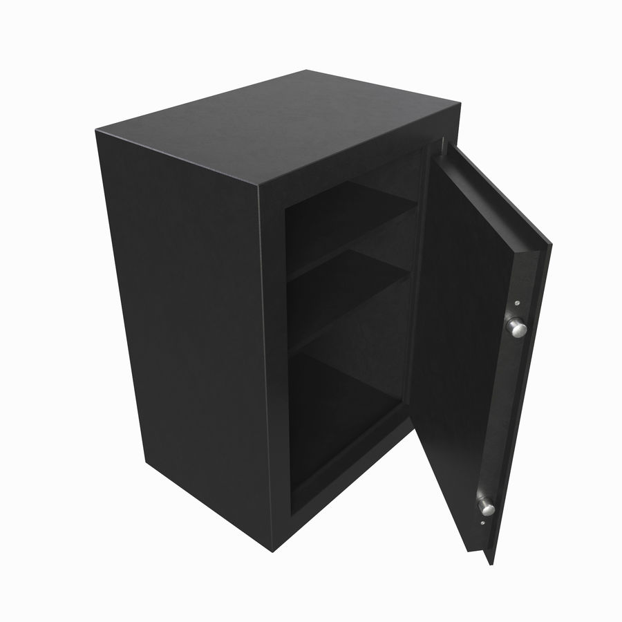 Safe royalty-free 3d model - Preview no. 9