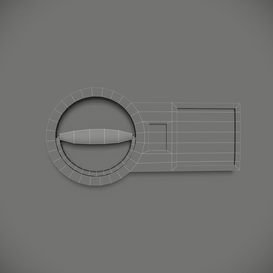 Safe royalty-free 3d model - Preview no. 16