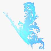 Fairy Wings 3d model