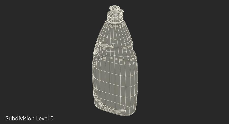 Empty Dishwashing Bottle royalty-free 3d model - Preview no. 9