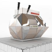 Kaffeemaschine - LaPavoni Concorso 3d model