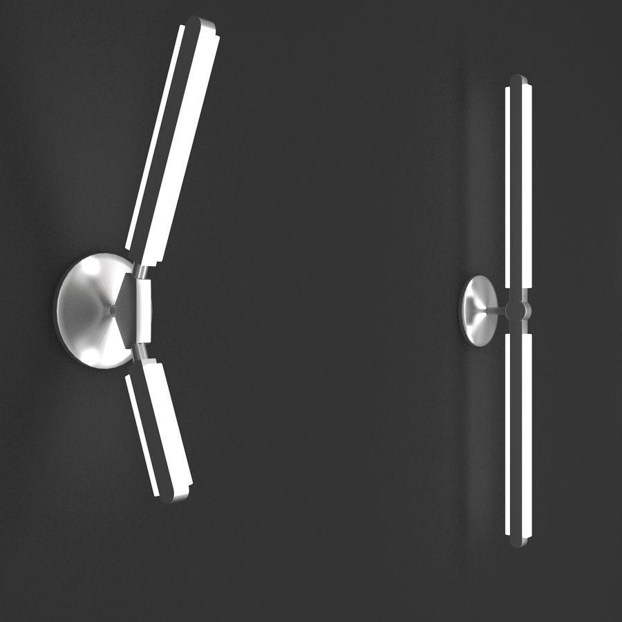 PELLE Pris Lampensammlung royalty-free 3d model - Preview no. 6