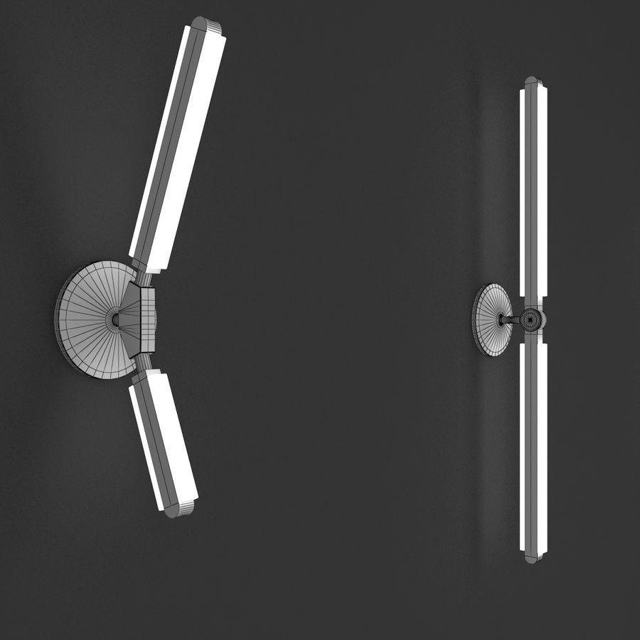 PELLE Pris Lampensammlung royalty-free 3d model - Preview no. 14