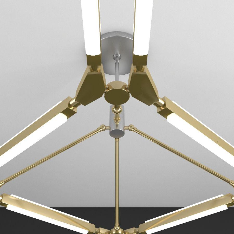 PELLE Pris Lampensammlung royalty-free 3d model - Preview no. 5