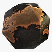 지구 지구 3d model