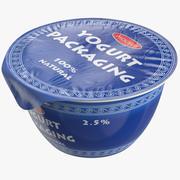 食品包装13 3d model