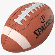 futbol amerykański 3d model