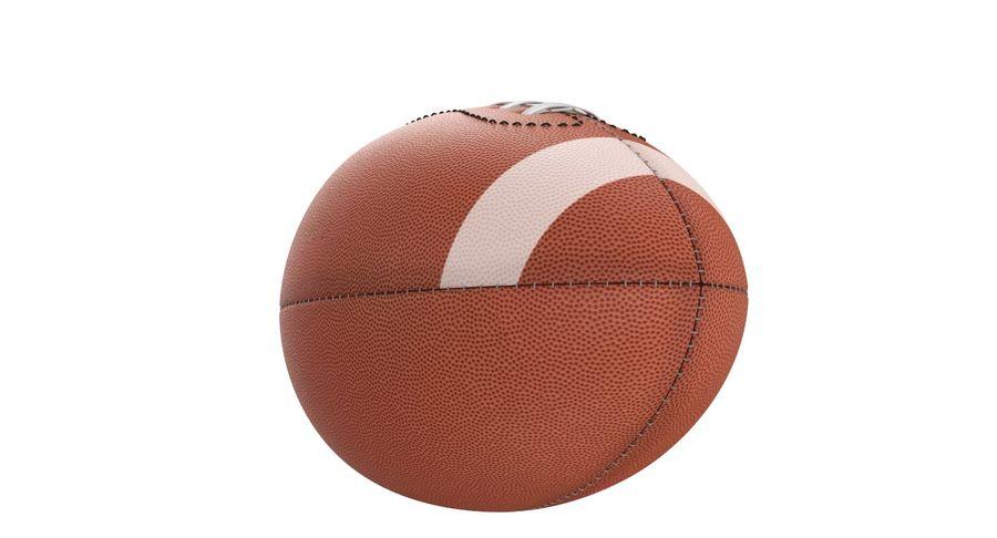 Fútbol americano 3D royalty-free modelo 3d - Preview no. 4