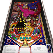 Low Poly Pinball: Gruselig 3d model