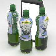 Beverage Bottle Pfanner Green Tea 500ml 3d model