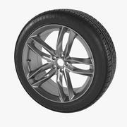 Dimax轮胎 3d model