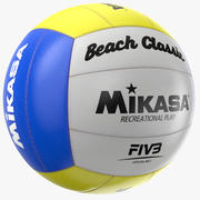 Volley Ball Beach Classic 3d model
