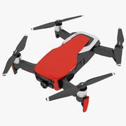 DJI Mavic Air 01 3d model