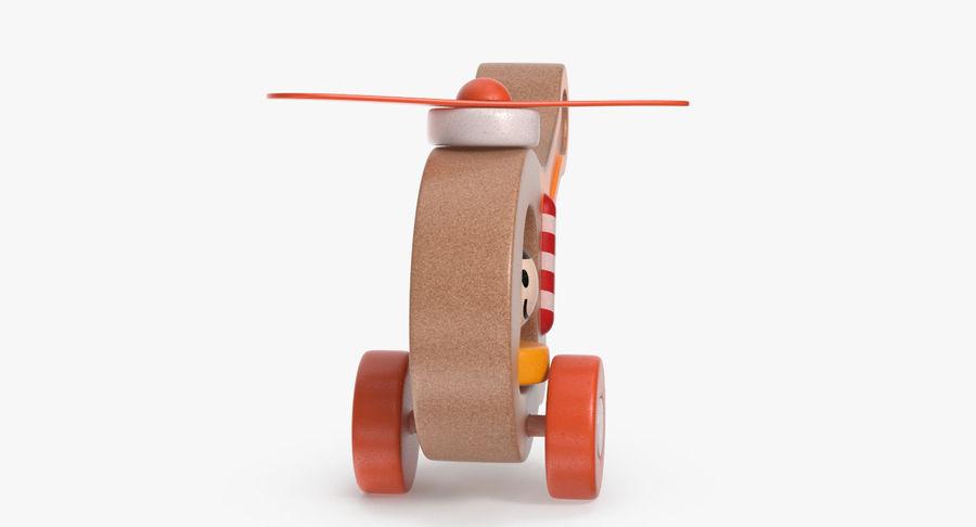 おもちゃのヘリコプター royalty-free 3d model - Preview no. 6