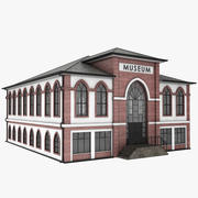Museo 3d model