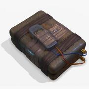 C4 Explosive PBR 3d model