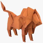 Lew Origami 3d model