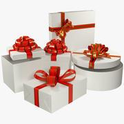 Presents Set V2 3d model